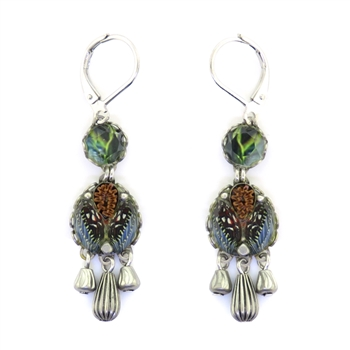 Ayala Bar Mother Earth Earrings 11R1494 Wire Fall 2020