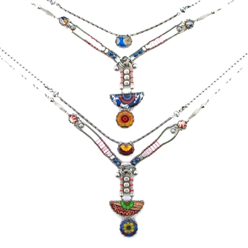 Ayala Bar Swell Aphrodisia Double Sided Necklace 130746 Fall 2016