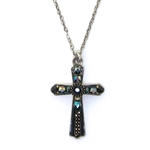 Ayala Bar Cross Necklace 135274 J Spring 2018