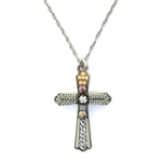Ayala Bar Cross Necklace 135274 W Spring 2018