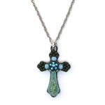 Ayala Bar Cross Necklace 135275 A Spring 2018