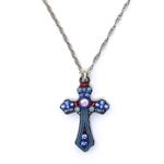 Ayala Bar Cross Necklace 135275 P Spring 2018