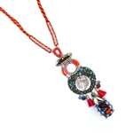 Ayala Bar Crimson Queen Necklace 139593 Spring 2016