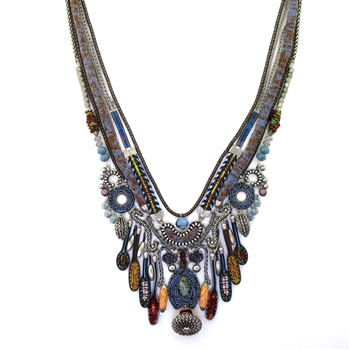 AYALA BAR RESONANCE LIMITED EDITION NECKLACE 139654LE FALL 2017
