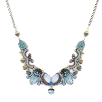 Ayala Bar Blue Velvet Necklace 13C3195 Fall 2020