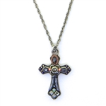 AYALA BAR SMALL CROSS NECKLACE 13C5012 FALL 2018