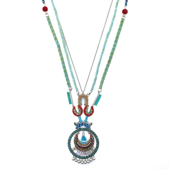 Ayala Bar Acadia Necklace 13E-153 Spring 2017