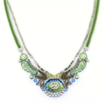 Ayala Bar Fiesta Green Necklace H3170 Spring 2020