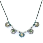 Ayala Bar Indigo Necklace N3188 Spring 2020