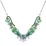 Ayala Bar Sweet Leaf Necklace R3180 Spring 2020