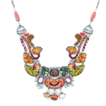 Ayala Bar Floral Bucket Necklace R3271 Spring 2021