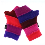 Baabaazuzu One-of-a-Kind Fingerless Gloves FG169