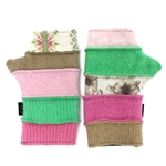 Baabaazuzu One-of-a-Kind Fingerless Gloves FG181
