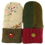 Baabaazuzu One-of-a-Kind Mittens MT117