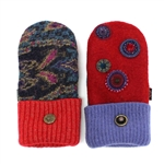 Baabaazuzu One-of-a-Kind Mittens MT124