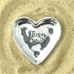 Basic Spirit Love You Charm Bowl