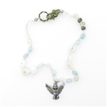 Beautiful Soul Queen of Birds Solar Quartz Short Necklace