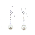 Christina Anastasia Freshwater Pearl Drop Earrings