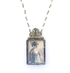 Cyndee Whitney Elegant Timeless Beauty Necklace