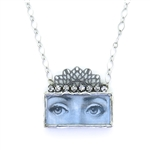 Cyndee Whitney Mysterious Glances Necklace