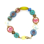 Holly Yashi Clementine Bracelet - Multi