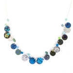 Holly Yashi Enchantress Necklace - Blue