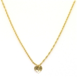 Holly Yashi Be Mine Necklace - Gold