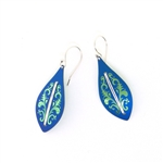 Holly Yashi Capella Earrings - Blue