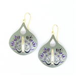Holly Yashi Sonata Earrings - Sage
