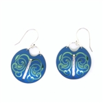 Holly Yashi Melody Earrings - Blue