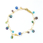 Holly Yashi Confetti Bracelet - Rainbow