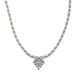 Liquid Metal Mesh Necklace MINI-G