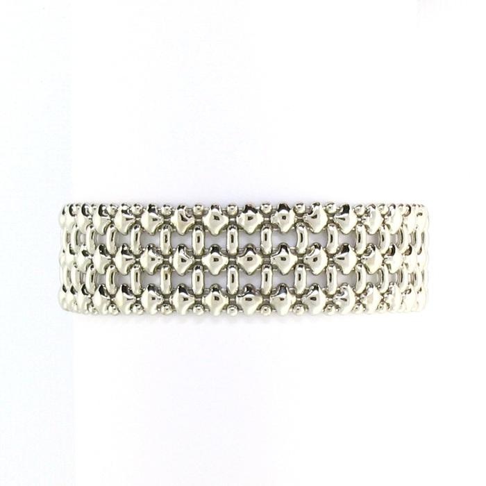 7daadc671ce Liquid Metal by Sergio Gutierrez Mesh Bracelet TB36-N