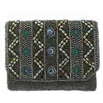 Mary Frances Ancient Path Mini Purse or Clutch