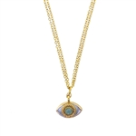 Michal Golan Evil Eye Necklace 2302