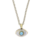 Michal Golan Evil Eye Necklace 2303