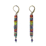 Michal Golan Multi-Bright Earrings 6346