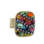 Michal Golan Multi-Bright Ring R-262