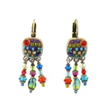 Michal Golan Multi-Bright Dangle Earrings S-5931
