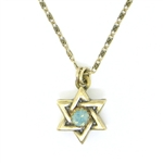 Michal Golan Star of David Necklace SC-6398