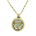 Michal Golan Star of David Necklace SC-6399