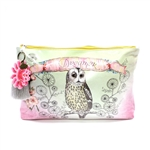 Papaya Accessory Pouch Large - Owl Dreamer