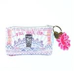 Papaya Coin Purse - Fill Your Cup