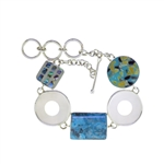 Sandy Baker Naples Blue Bracelet