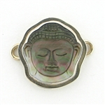 Tabra Mother of Pearl Buddha Charm