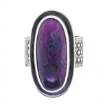 Tabra Sugilite Oval Ring