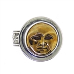 Tabra Bronze Moonface Ring