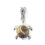 Zealandia Designs Turtle Pendant - Mini