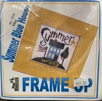 Summer Blue House Frame Up Kit