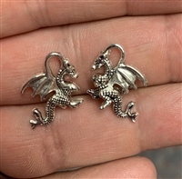 Fairy Tale Dragon Charm